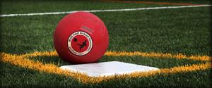 kickball field